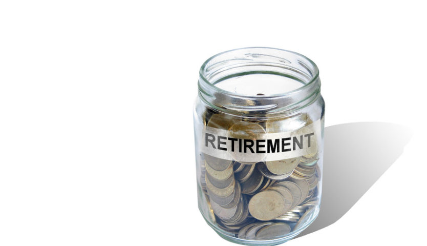 coins-in-a-retirement-jar